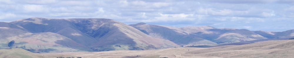 Howgills and Sleepy Elephant